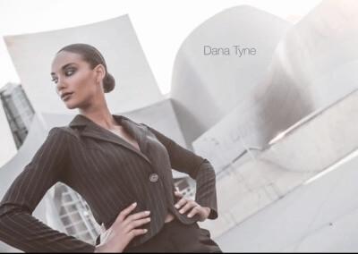 Model Dana Tyne