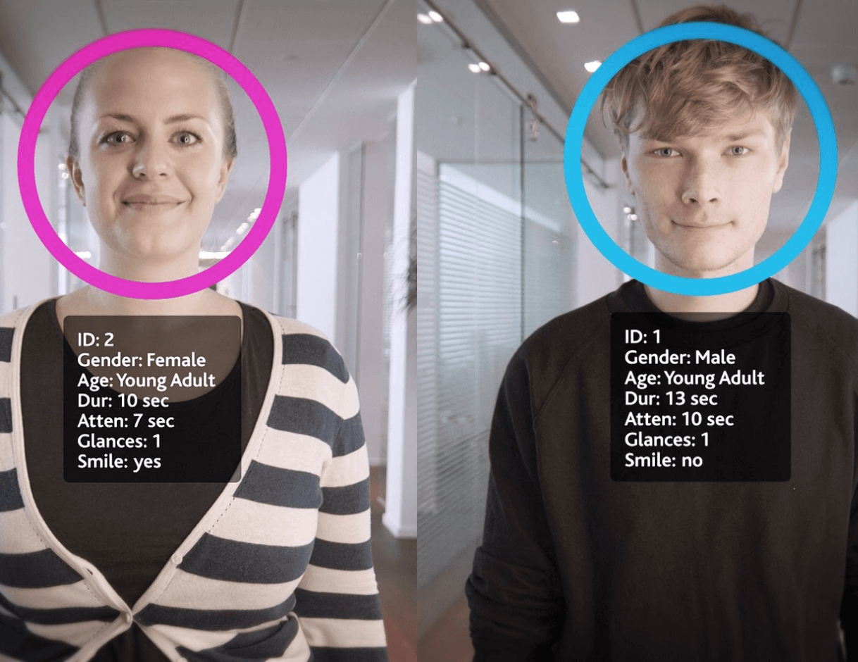 Airmagine Face Detection Technology