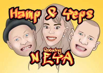 Hamp & Yeps ft. Neya – Baddest