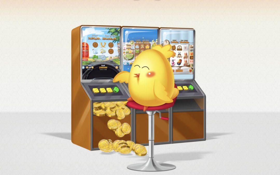 PIP for spillefugle – reklamefilm