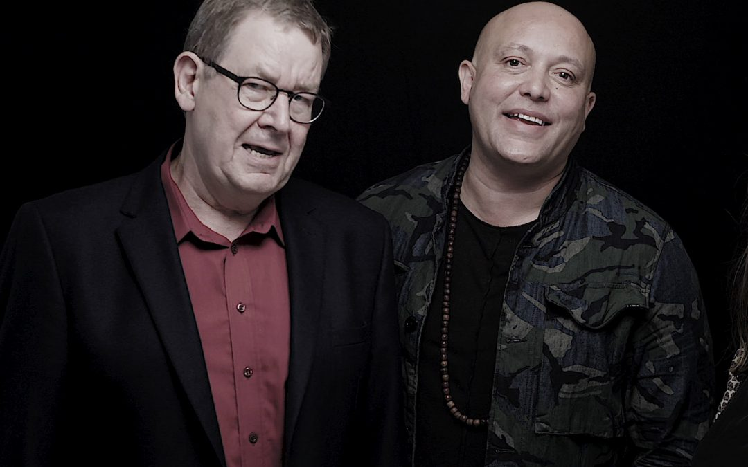 Musikvideo med Poul Nyrup og Rene Dif