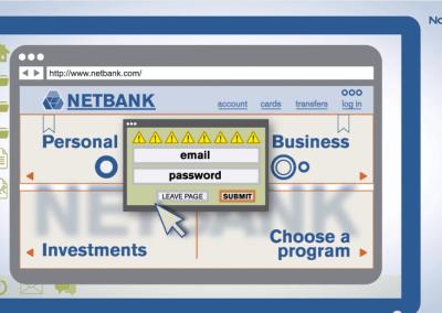 Nordea – Preventing Online Fraud