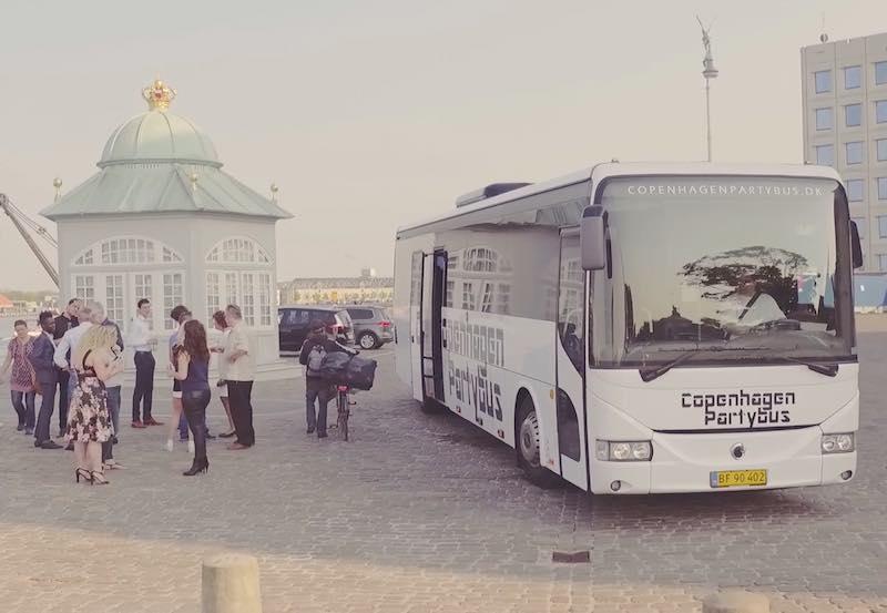 Copenhagen Partybus