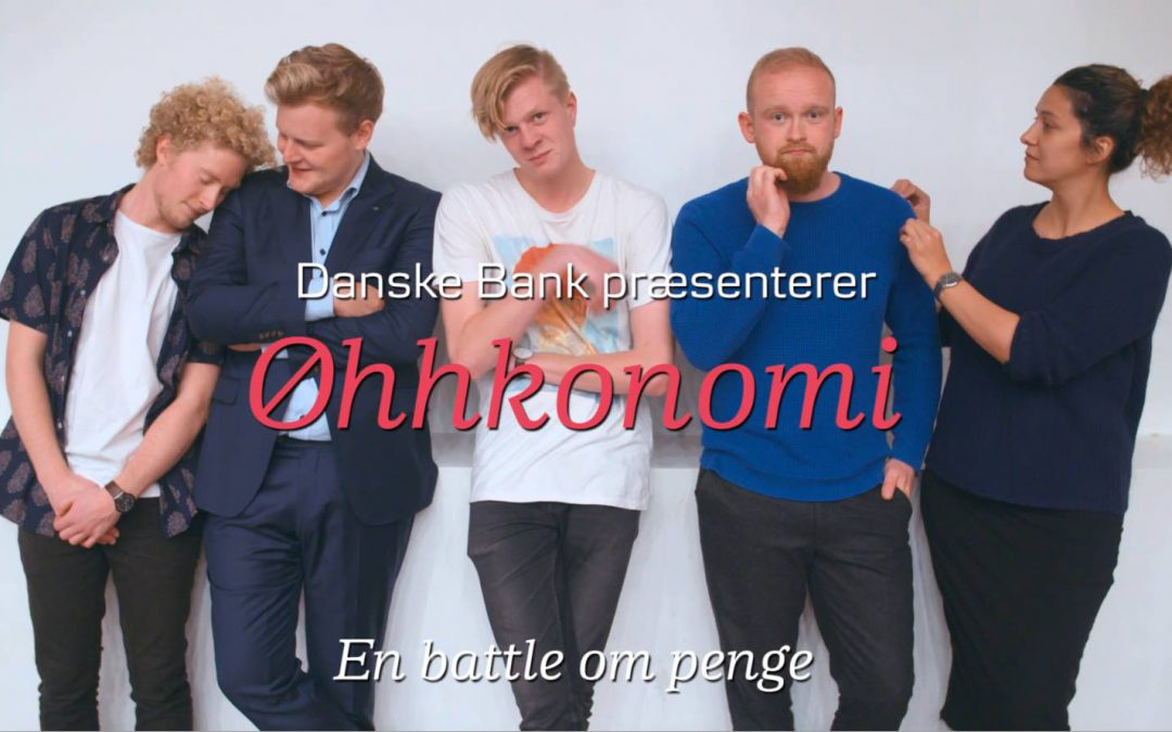 Standup film for Danske Bank