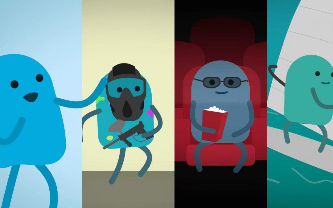 Animationsfilm for Ingeniørforeningen IDA