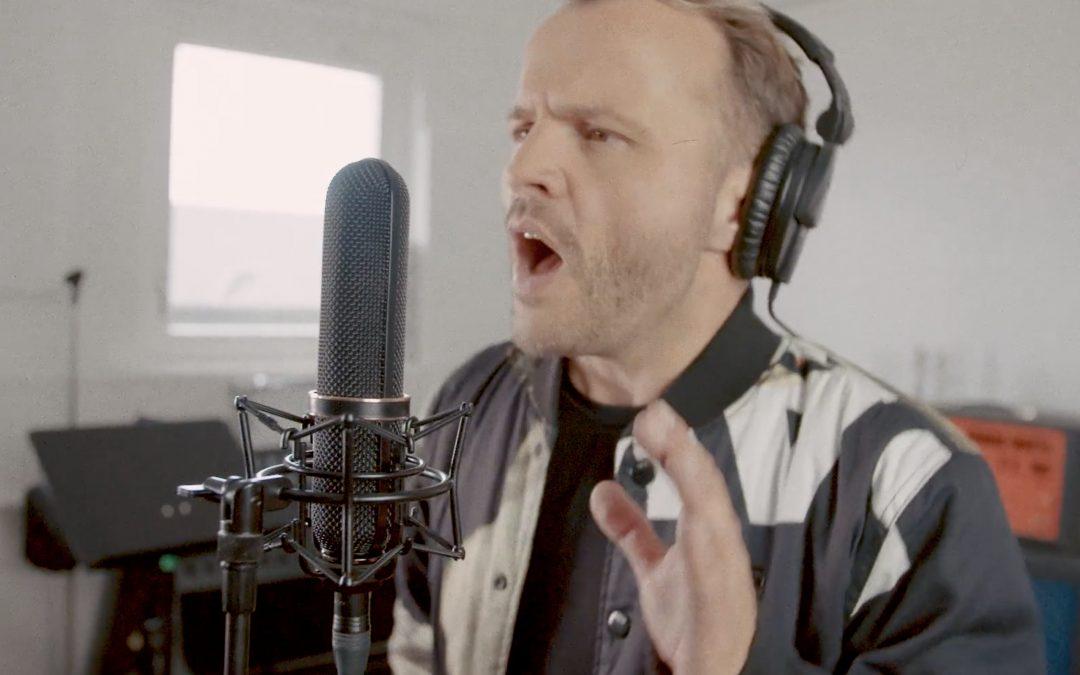 Ny musikvideo med Bryan Rice